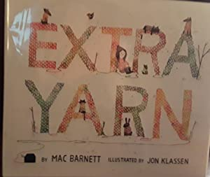 Extra Yarn ** S I G N E D ** // FIRST EDITION //