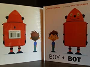 BOY + BOT * S I G N E D * by BOTH // FIRST EDITION //