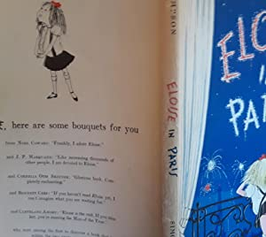 ELOISE in Paris ** FIRST EDITION **: Thompson, Kay
