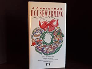 A Christmas Housewarming * S I G N E D * by 23 Authors - FIRST EDITION -: Stelten, Gene (Editor)