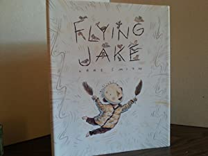FLYING JAKE (FIRST EDITION)