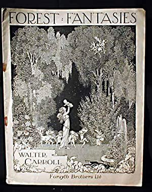 Forest Fantasies : Nine Miniatures for Pianoforte: Robinson, W. Heath);