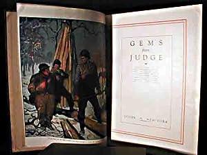 Gems from Judge - Scarce N.C. Wyeth GEMS FROM JUDGE: Wyeth, N.C.); Judge Magazine