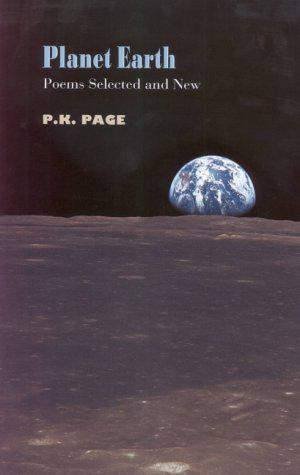 Planet Earth: Poems Selected and New