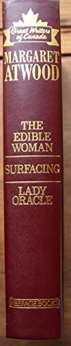 The Edible Woman, Surfacing, Lady Oracle: Atwood, Margaret (SIGNED)