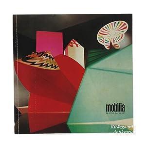 Mobilia. No. 147 / 148, October/November 1967.: Heiberg, Kasper. -