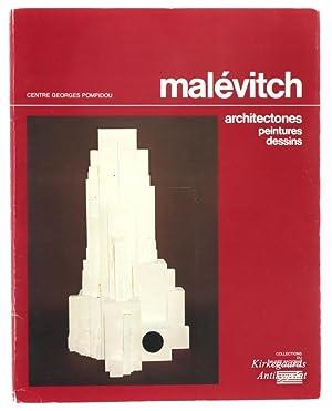 Malevitch: Architectones, peintres, dessins: Oeuvres de Casimir: MALEVICH, KASIMIR (Malevic,