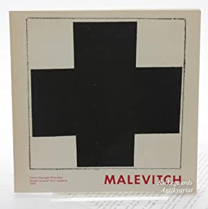 Malevitch: Centre Georges Pompidou 1978 - WITH: MALEVICH, KASIMIR (Malevic,