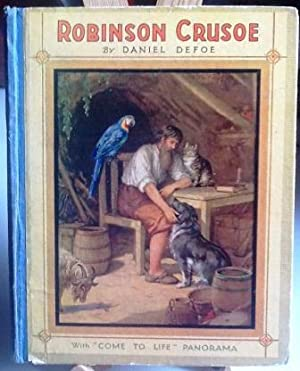 Robinson Crusoe with 'Come to Life' panorama9,,,