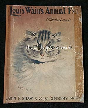 Louis Wain's Annual, 1911-12: Wain, Louis
