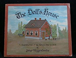 The Doll's House reproduction antique pop-up book