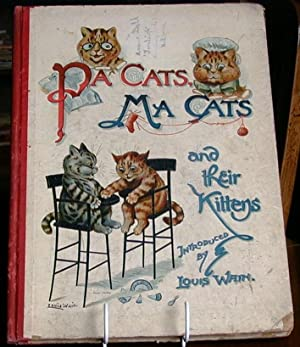 Pa Cats, Ma Cats and their Kittens: Wain, Louis