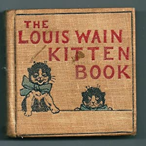 The Louis Wain Kitten Book: Wain, Louis
