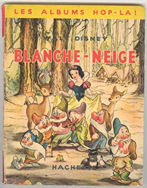 Blanche-Neige et Les Sept Nains - Les Albums Hop-La! [Snow White and the Seven Dwarfs - Movable]