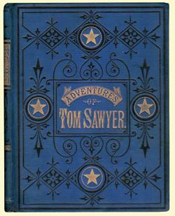 The Adventures of Tom Sawyer.: TWAIN, MARK.