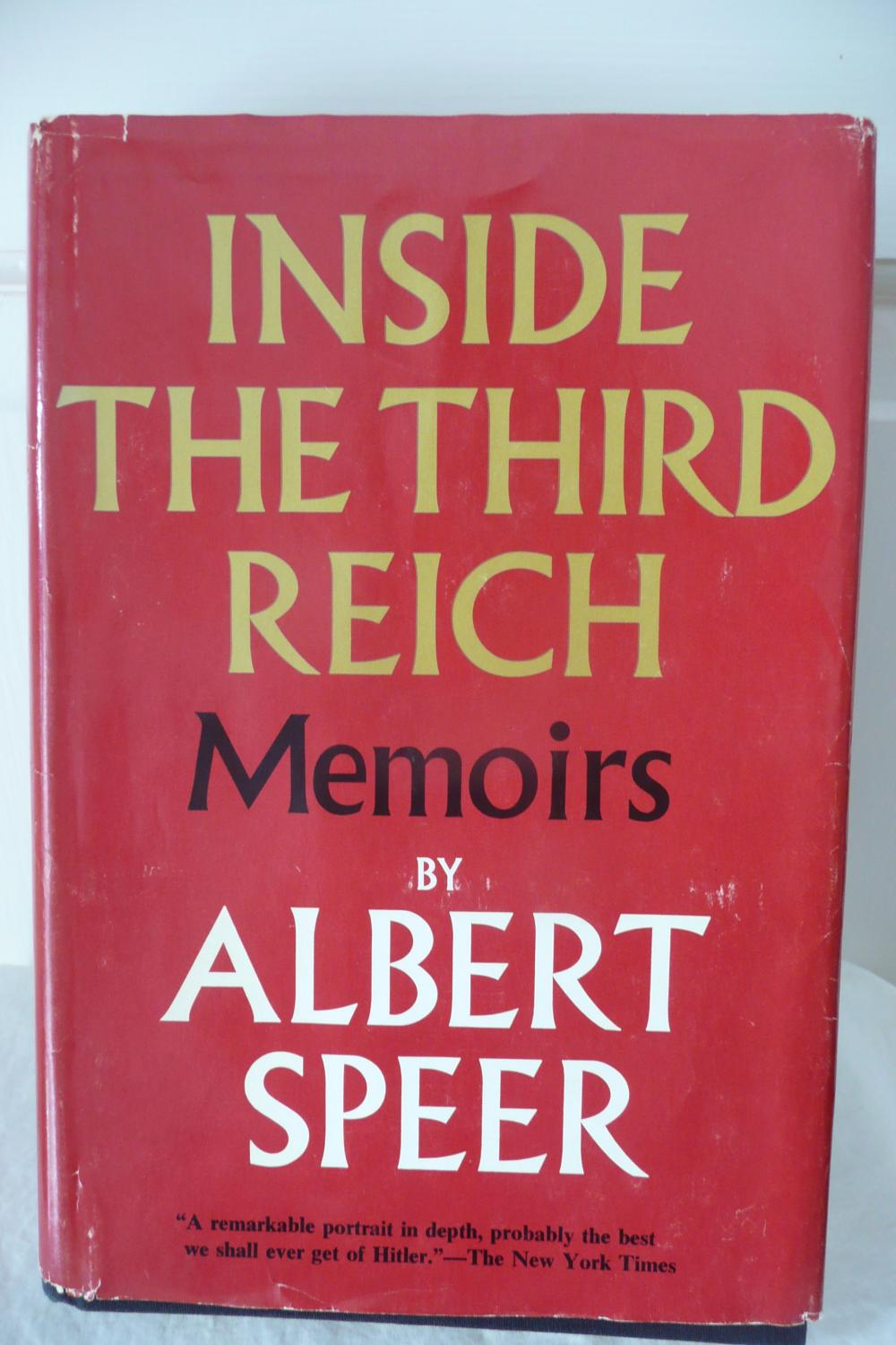 Inside the Third Reich: Speer, Albert