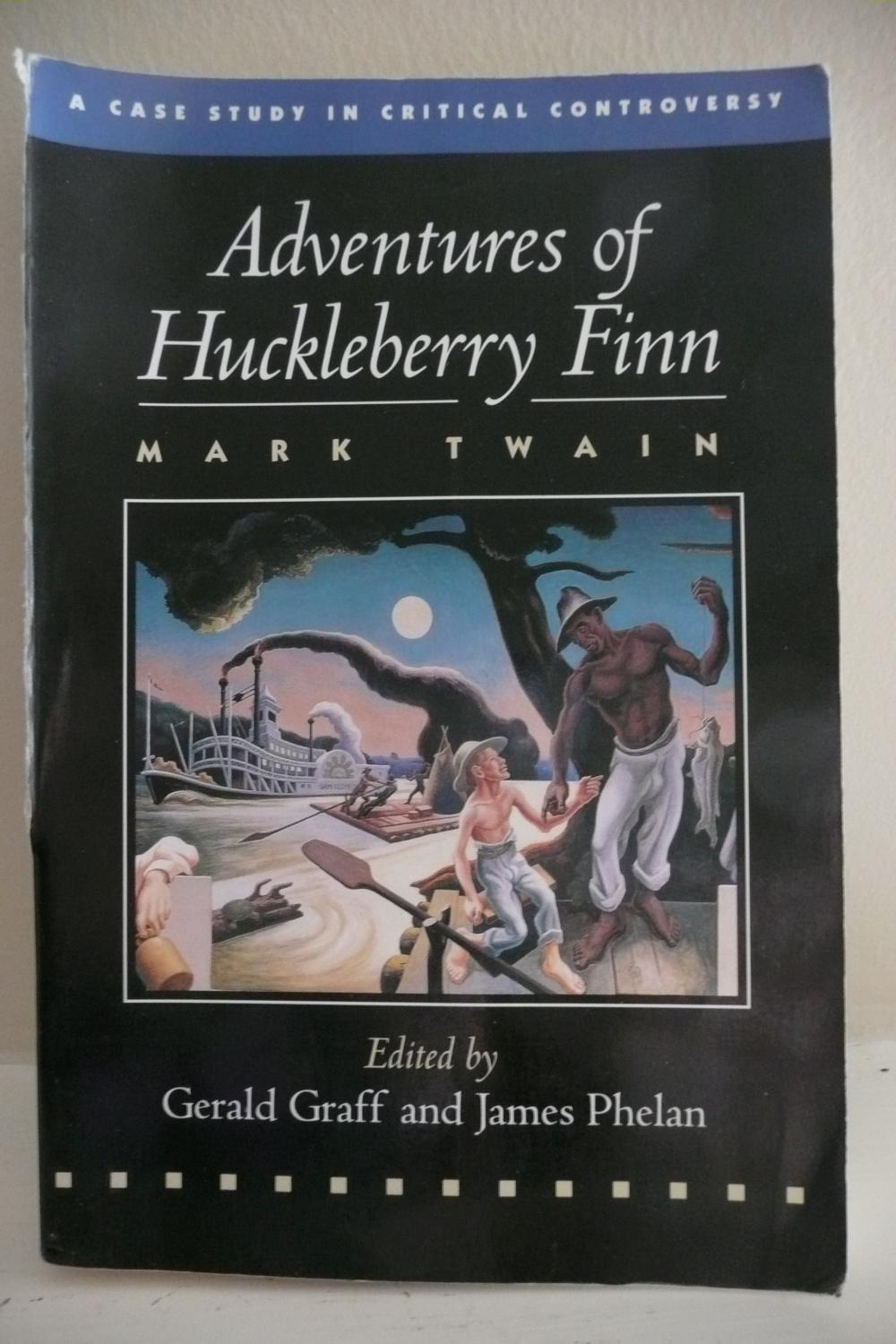 adventures of huckleberry finn by twain