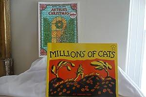 Millions of Cats; Arthur's Christmas; Storm the: Gag, Wanda; Brown,