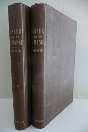Mosses From an Old Manse, 2 volumes: Hawthorne, Nathaniel