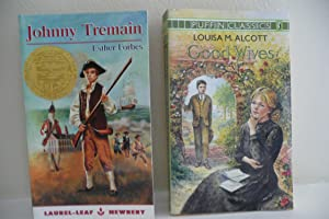 Johnny Tremain; and Good Wives: Forbes, Esther; and