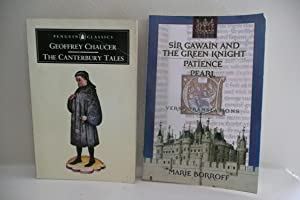 Canterbury Tales; and Sir Gawain and the: Chaucer; and Borroff,