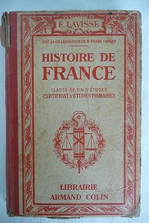 Histoire de France: Lavisse, Ernest