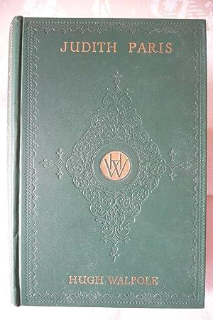 Judith Paris: Walpole, Hugh
