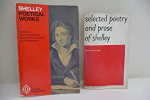 Selected Poetry and Prose of Shelley; and: Baker, Carlos, ed;