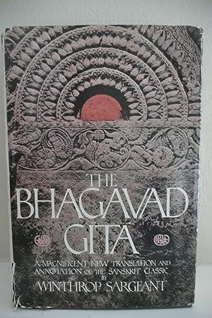 The Bhagavad Gita: Sargeant, Winthrop, trans