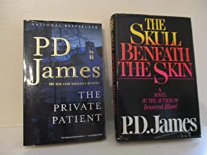 The Skull Beneath the Skin; and The: James, P.D.