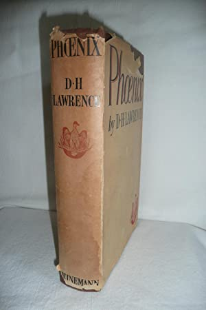 Phoenix, the Posthumous Papers of D.H. Lawrence: McDonald, Edward D., editor