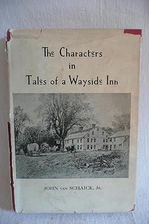 The Characters in Tales of a Wayside: van Schaik, John