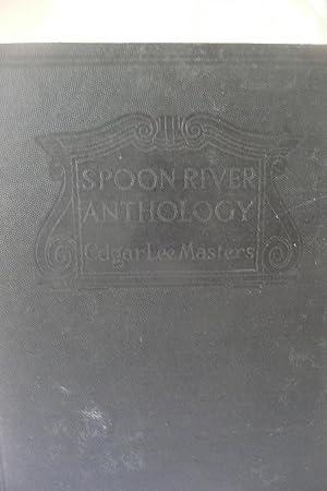 Spoon River Anthology: Masters, Edgar Lee