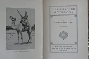 The Rulers of the Mediterranean: Davis, Richard Harding