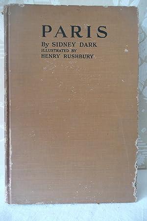 Paris: Dark, Sidney