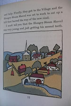 The Hungry Steam Shovel & Other Stories: Ten Young Authors of the Litchfield School for Young ...