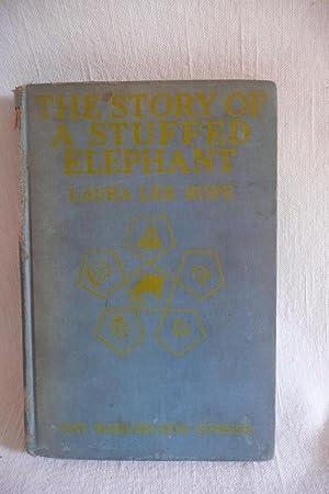 The Story of a Stuffed Elephant: Hope, Laura Lee