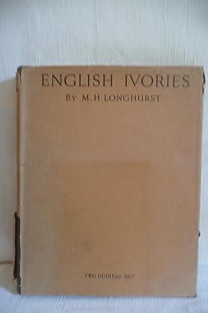 English Ivories: Longhurst, M.H.