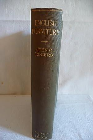 English Furniture: Rogers, John C.