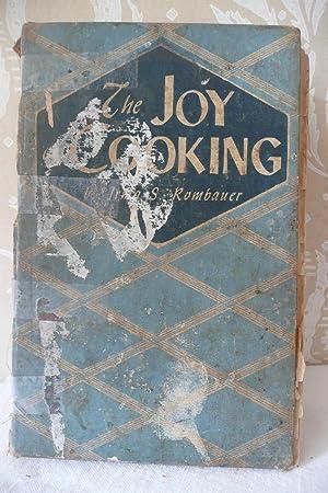 The Joy of Cooking: Rombauer, Irma S.
