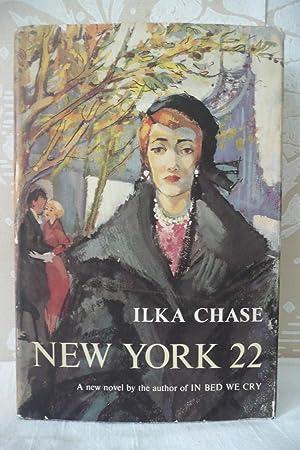 New York 22: Chase, Ilka
