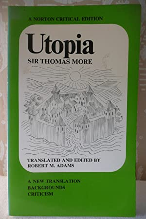 Utopia: More, Thomas