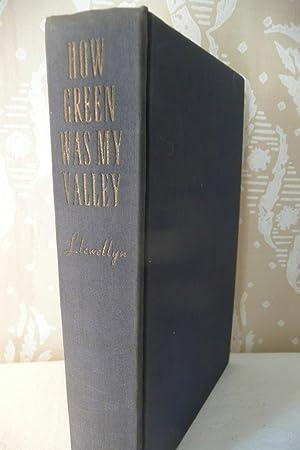 How Green Was My Valley: Llewllyn, Richard