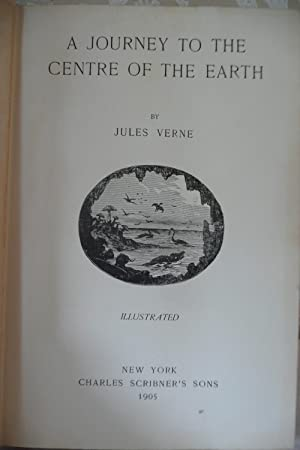 A Journey to the Centre of the Earth: Verne, Jules