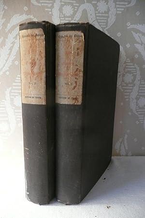 Les Contes Drolatiques, volumes I and II: Balzac, Honore de