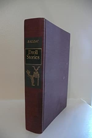 Droll Stories: Balzac, Honore de