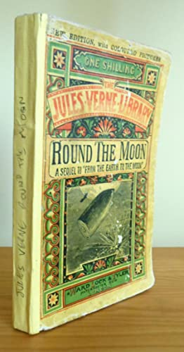 ROUND THE MOON (THE JULES VERNE LIBRARY): VERNE, JULES