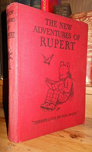 THE NEW ADVENTURES OF RUPERT (RUPERT ANNUAL,