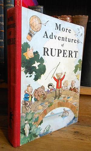 MORE ADVENTURES OF RUPERT (RUPERT ANNUAL, 1937)