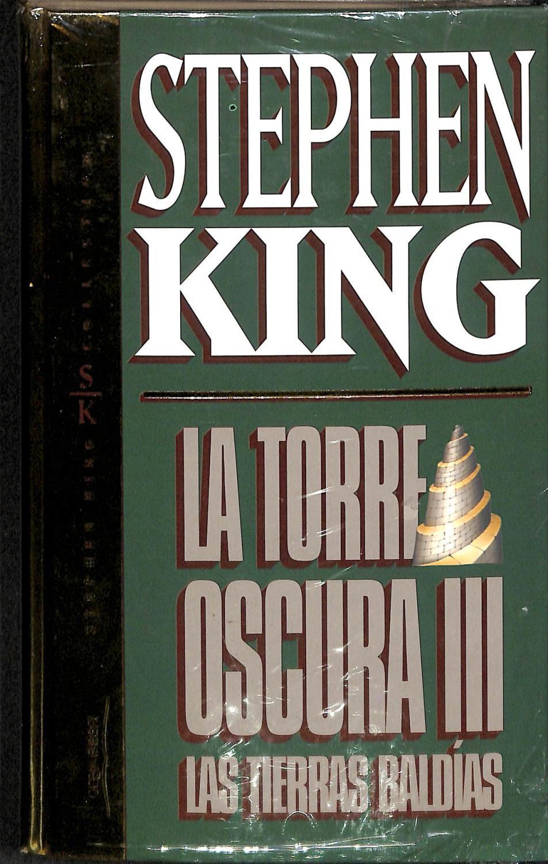 La torre oscura III - Las tierras baldías - Stephen King